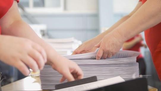 Como escolher a gramatura de papel para um impresso?